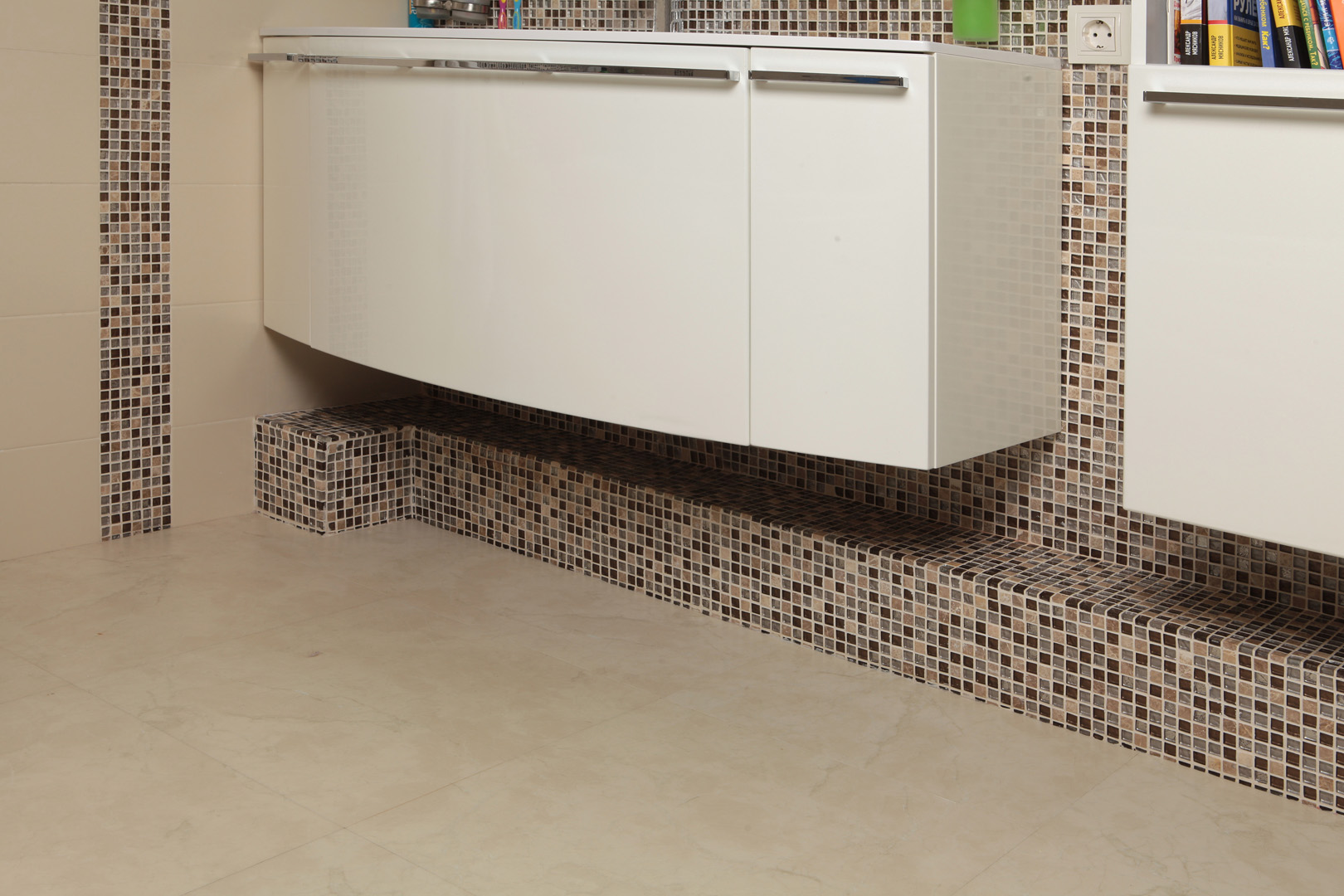 Decoria Office Tile DMS 261 Мрамор Анды