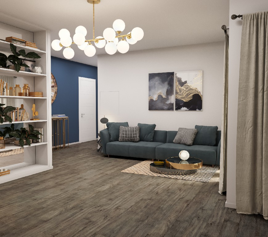 Wonderful Vinyl Floor Broadwey DB118-80NL Питтсбург