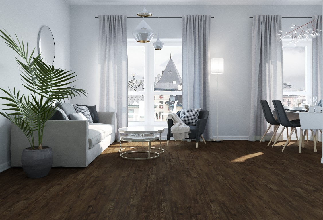 Wonderful Vinyl Floor Broadwey DB1667NL Сосна Венге